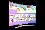 SVOD service Okidoki comes to Samsung Smart TVs