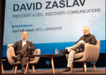 "Discovery's David Zaslav: ""We need to crack the code"""