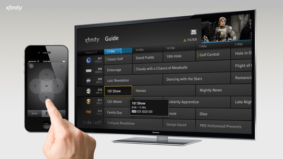 TiVo Files More Patent Lawsuits against Comcast Over X1 Tech