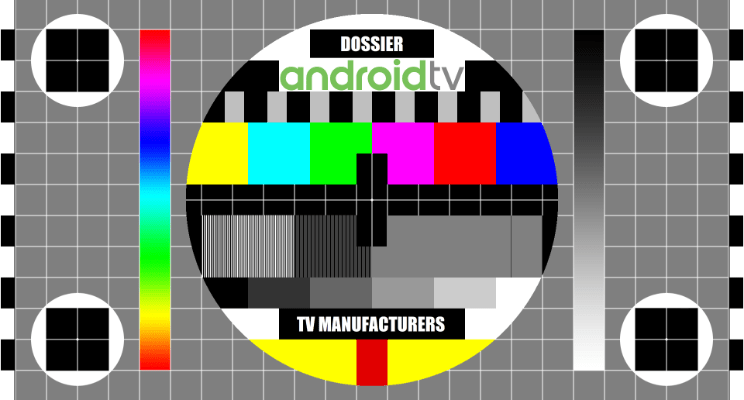 Angelo Lamme: Overview of Android TV – TV Manufacturers