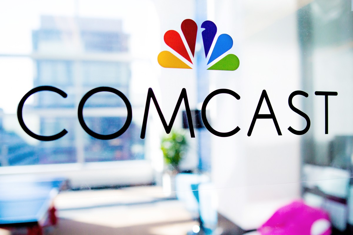 Comcast secures 30% of Sky shares