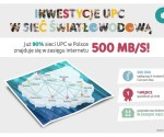 UPC speeds up in Szczecin