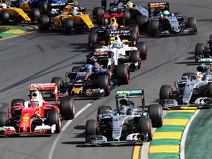 MBC secures broadcast rights for Formula One