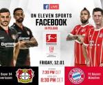 Bundesliga Facebook streaming first for Eleven Sports