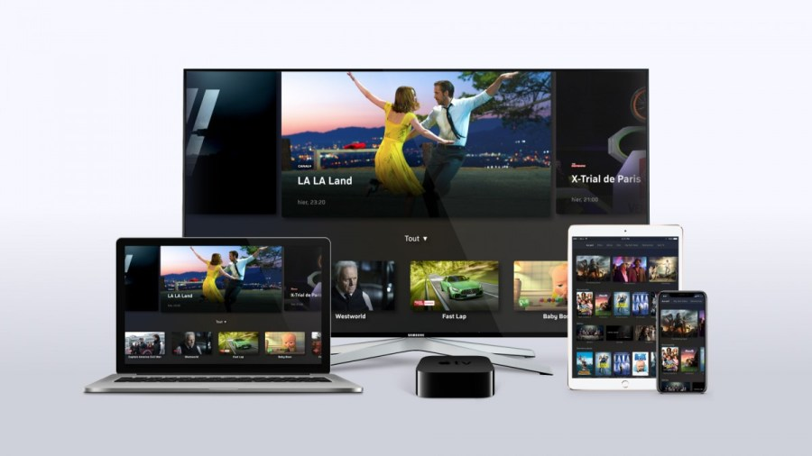Salt launches IPTV with Apple TV and Zattoo