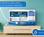 More channels for Estonian HbbTV