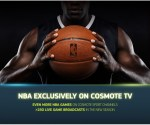 Cosmote TV extends NBA deal