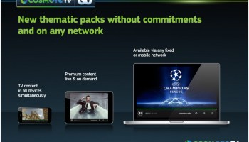 Cosmote TV adds Multiroom to offer