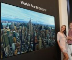 LG shows first 8K OLED TV at IFA