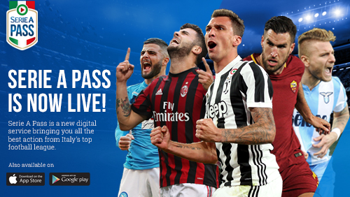 IMG launches Serie A Pass football OTT service