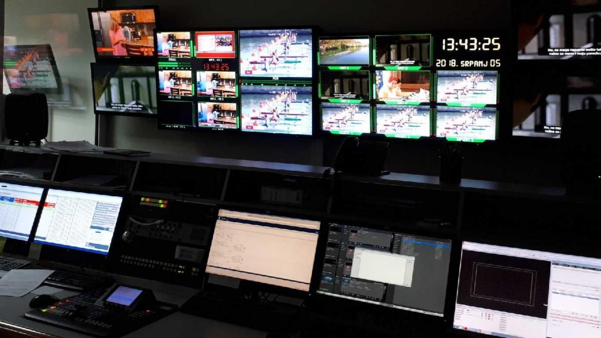 Sports channel shines in Croatia