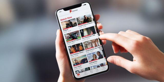 Image result for Freeview is now available on mobile