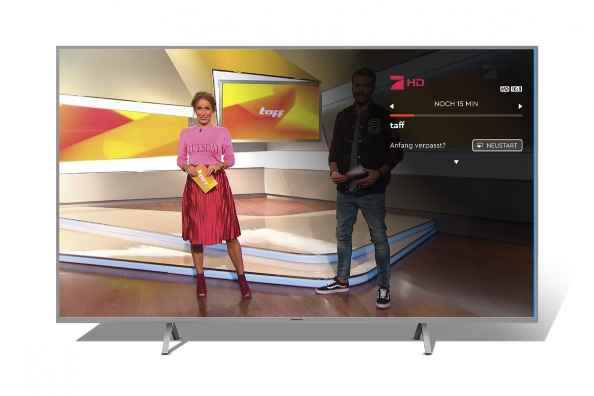 Panasonic first to deploy HbbTV Operator App