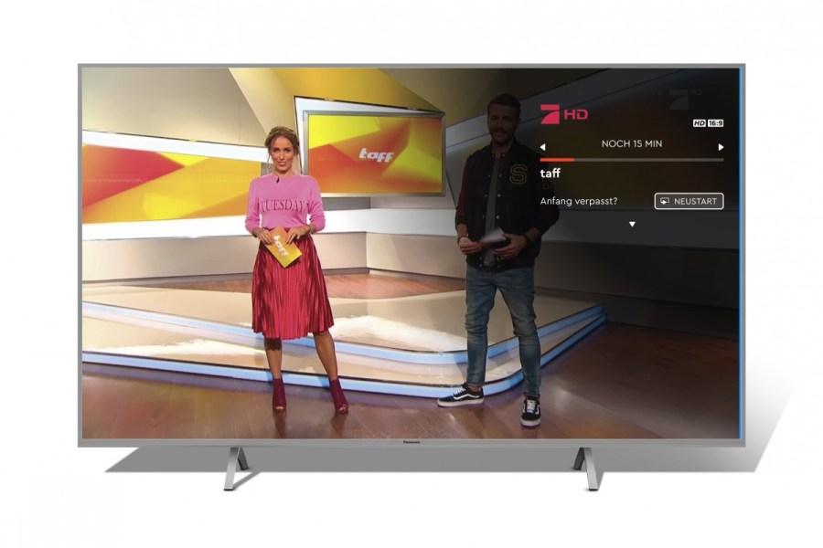 Panasonic integrates HD+ directly into TV sets