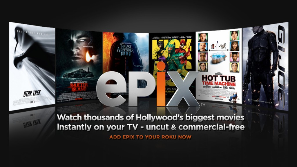 MGM's Epix launches on YouTube TV