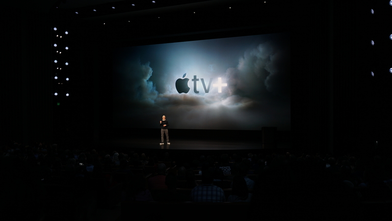 Apple TV+ is going outside the walled garden to Samsung
