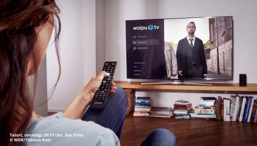 Samsung adds waipu tv to smart TV sets