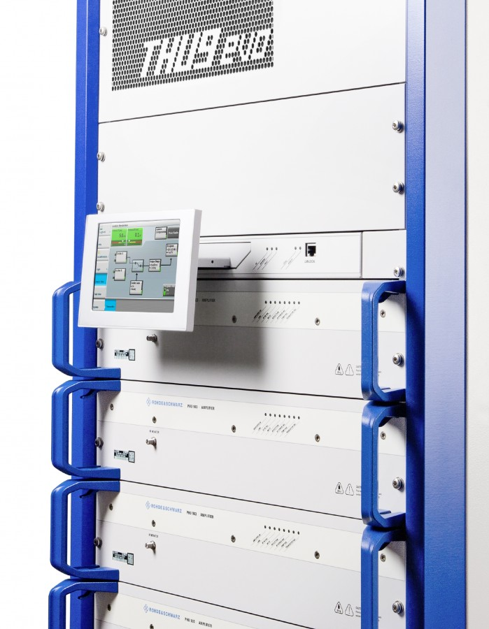 Rohde & Schwarz gains DVB-T2 contract in Egypt