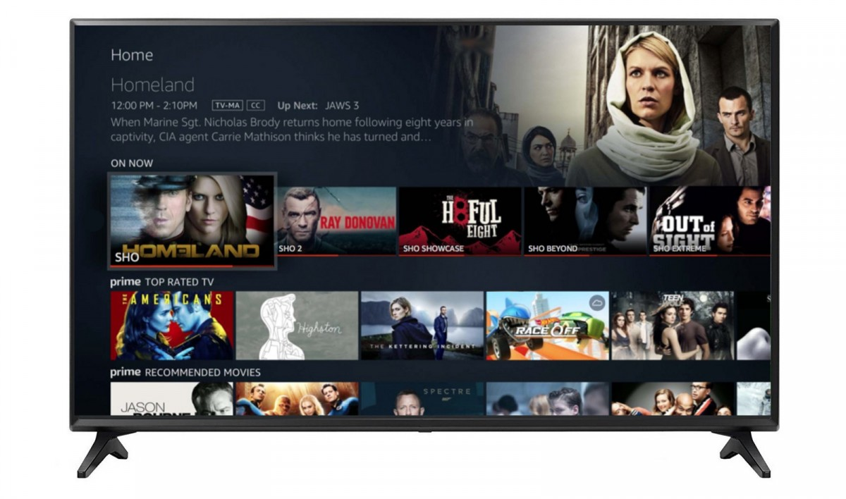 Amazon plans live TV on Prime Video