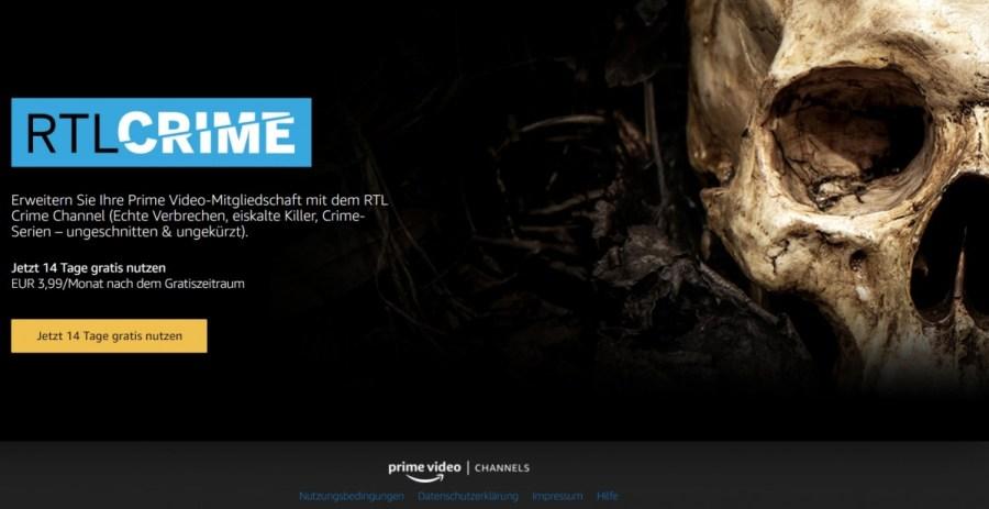 Amazon Prime Rtl