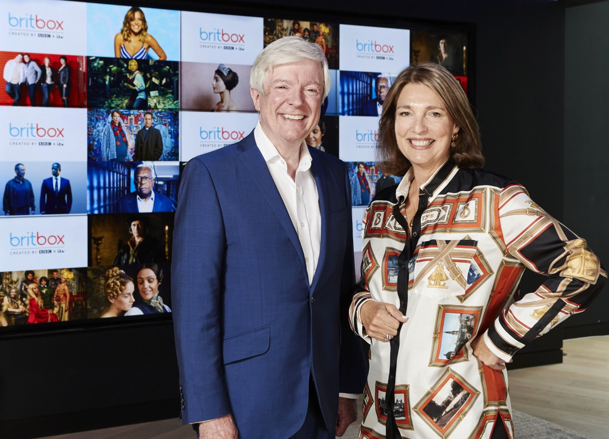 Britbox launch confirmed for Q4