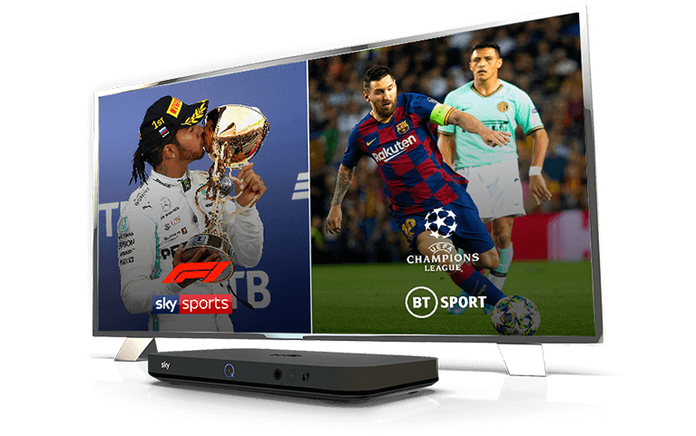 Sky Sports & BT Sport