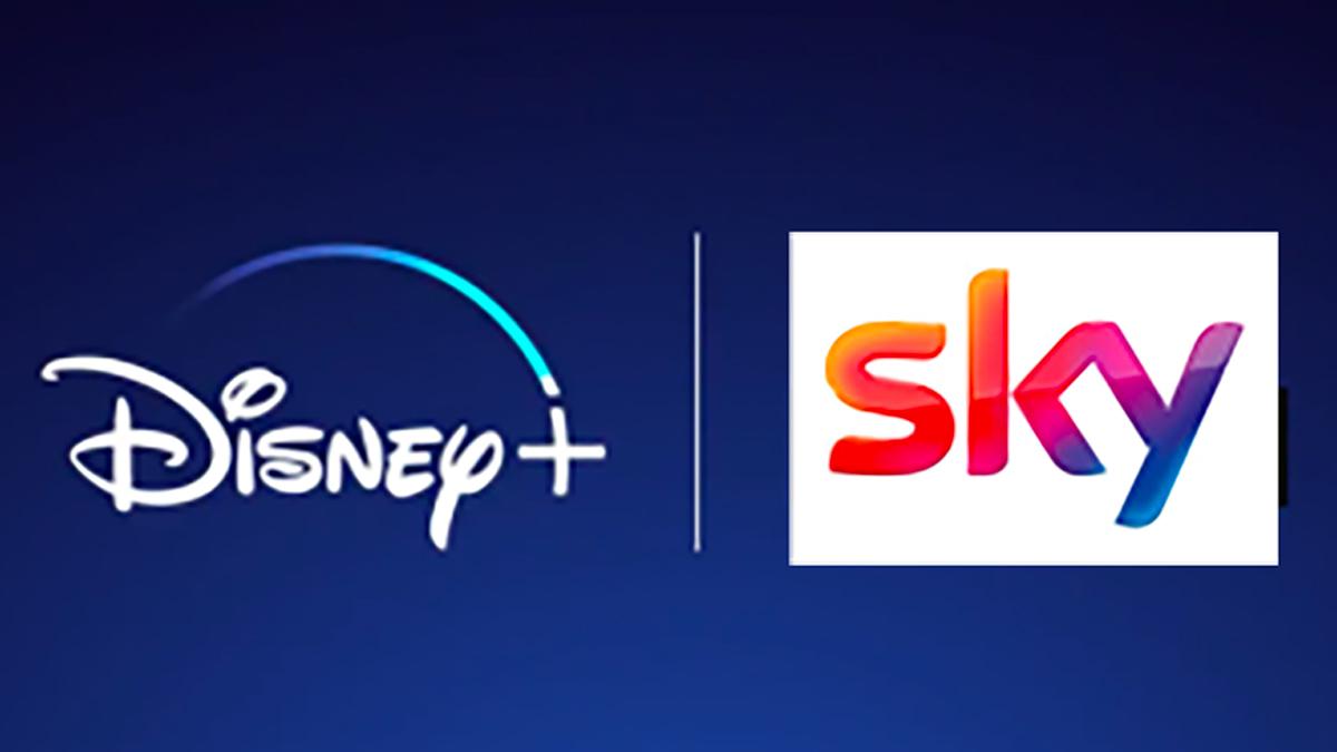 Disney + Sky