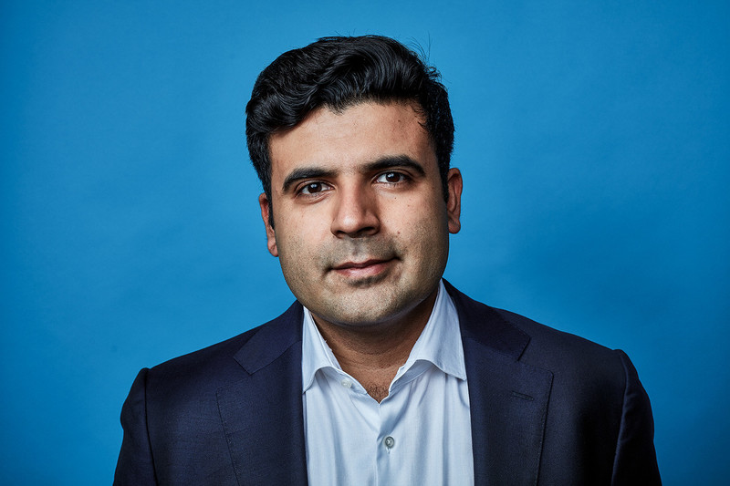 Mansoor Hamayun, Bboxx CEO and Co-Founder