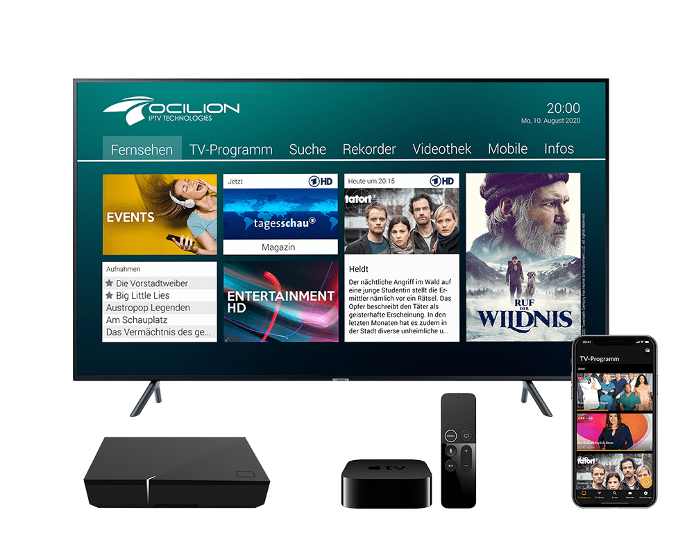 10 Further Network Operators Choose Iptv By Ocilion