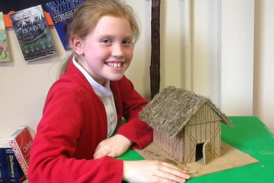 Anglo Saxon Houses And Settlements Broadbent Fold