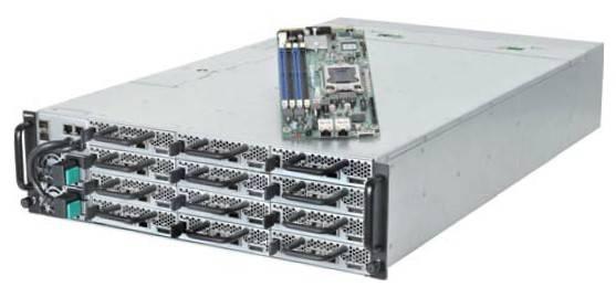 open rack servers