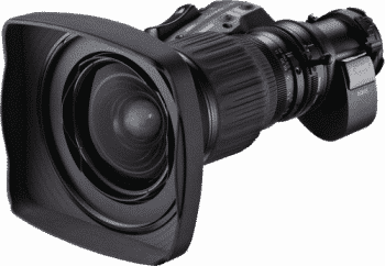 Ex-Demo Canon HJ14ex4.3B-IASE Wide Angle Zoom Lens