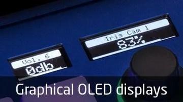 Skaarhoj Graphical OLED Displays