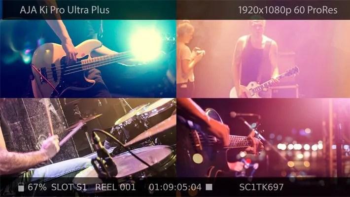 Ki Pro Ultra Plus Multi Channel HD