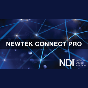 NewTek Connect Pro Download