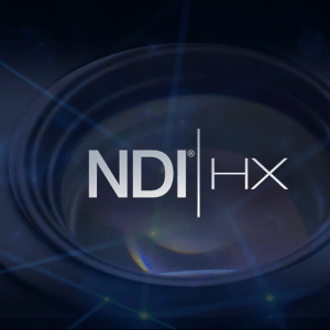 NewTek NDI HX Upgrade for Lumens Cameras