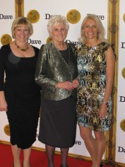 Family Vertues: Sue, Beryl and Debbie