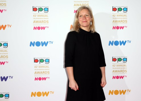 Charlotte Moore, controller of TV channels and iPlayer