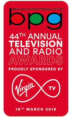 Virgin TV Award Sponsor