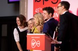 Derry Girls collect Best Comedy