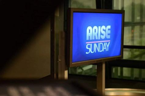 Arise Sunday