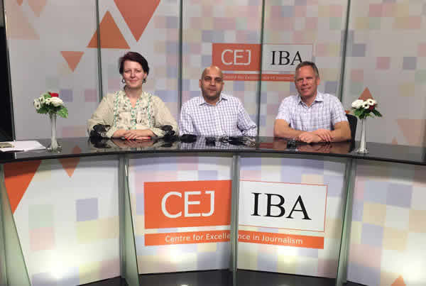 ICFJ | Broadcast Consulting