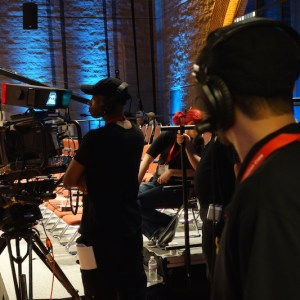 Live Video Production Camera Crew PBS America After Ferguson