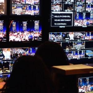 Live Video Production Control Room Ferguson PBS