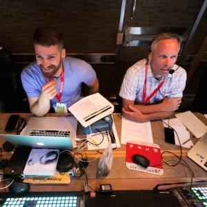 Live Video Production Control Room Impractical Jokers Live Entertainment Production