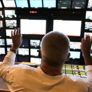 Live Video Production Control Room Impractical Jokers NY