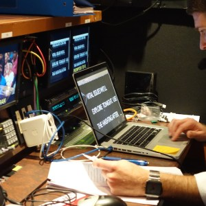 Live Video Production Control Room PBS America After Ferguson