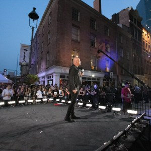Live Video Production Host Impractical Jokers New York
