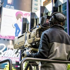 Live Video Production Performance Devo CBGB Music Fest