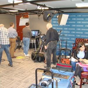 Video Production Al Jazeera DC Interview